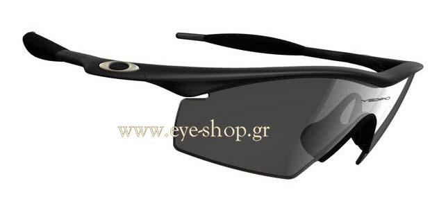ΓυαλιάOakleyM-FRAME00 - Strike ® 9060 09-102 Μαύρο ματ - made of bar mask nose