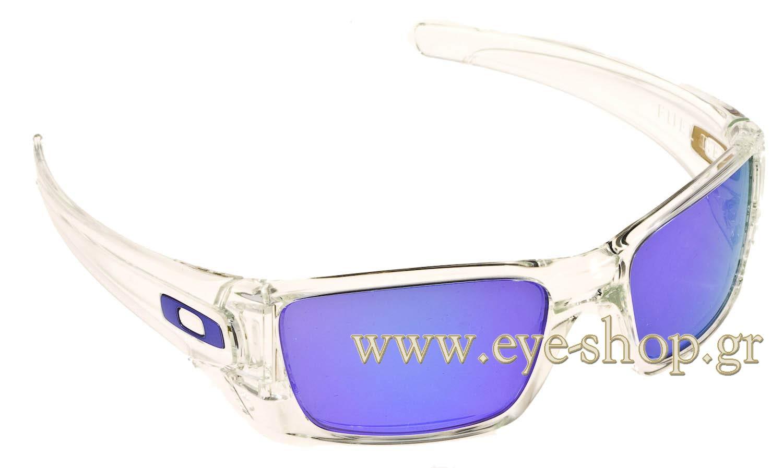 ΓυαλιάOakleyFuel Cell 909604 violet iridium