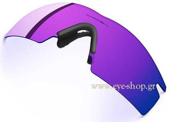 OakleyμοντέλοM-FRAMEστοχρώμα3 - Μάσκα Strike 9060 06-726 Blue Iridium