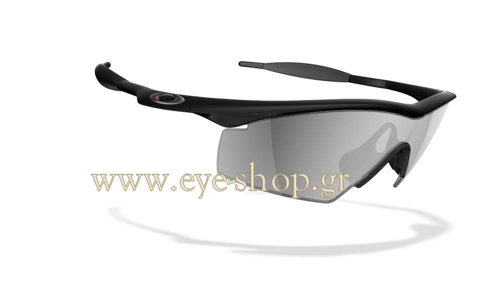 ΓυαλιάOakleyM-FrameStrike 9060 custom matte black-black iridium