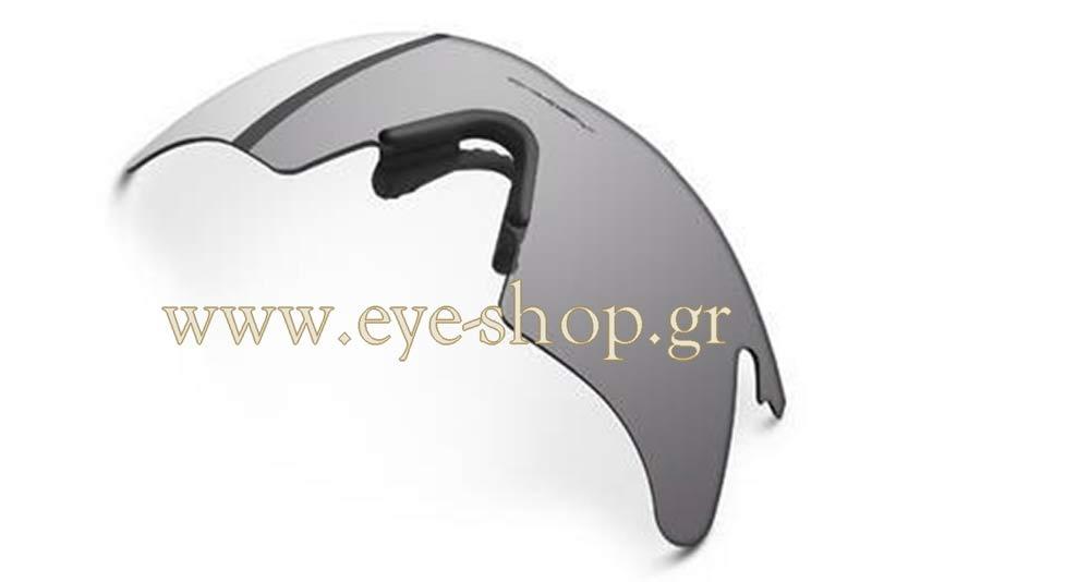 ΓυαλιάOakleyM-FRAME3 - Μάσκα Heater 9058C 06-743 Warm Grey (η μύτη δεν συμπεριλαμβάνεται)