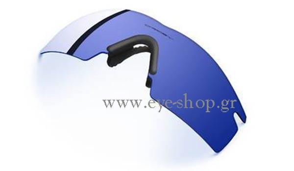 OakleyμοντέλοM-FRAMEστοχρώμα3 - Μάσκα Strike 9060 06-244 Ice Iridium