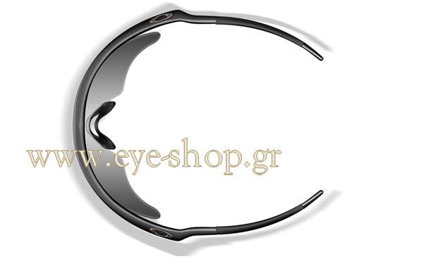 OakleyμοντέλοM-FRAMEστοχρώμα2 - Heater 9058 75-125 06-753 Matte Black Frame - Black Iridium μάσκα