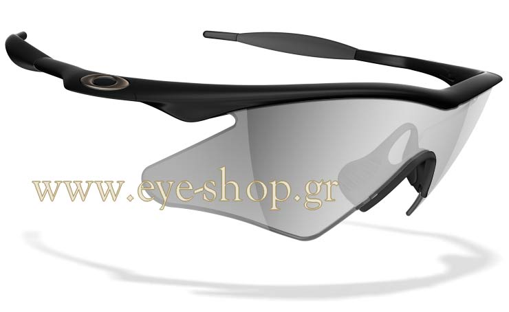 ΓυαλιάOakleyM-FRAME2 - Heater 9058 75-125 06-753 Matte Black Frame - Black Iridium μάσκα