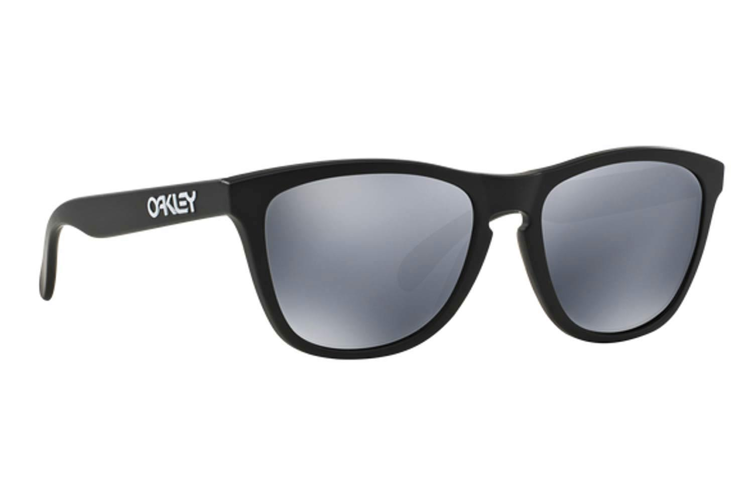 Γυαλιά Oakley Frogskins 9013 24-297 Black iridium polarized