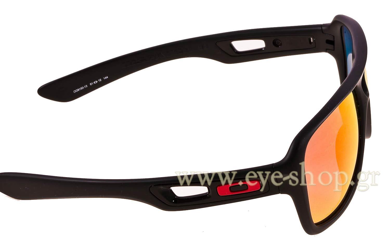 b574cbf932db8 Oakley Oo9150 13 Ducati Dispatch Ii Matte Black Ruby Iridium ...