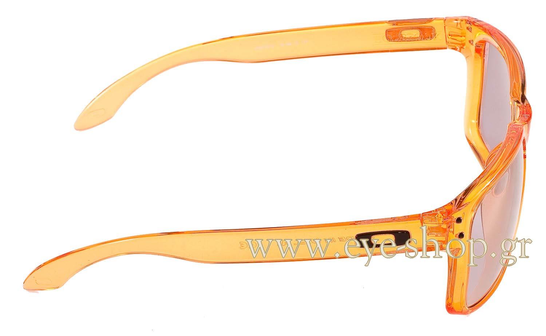 OakleyμοντέλοHolbrook 9102στοχρώμα31 Crystal Orange