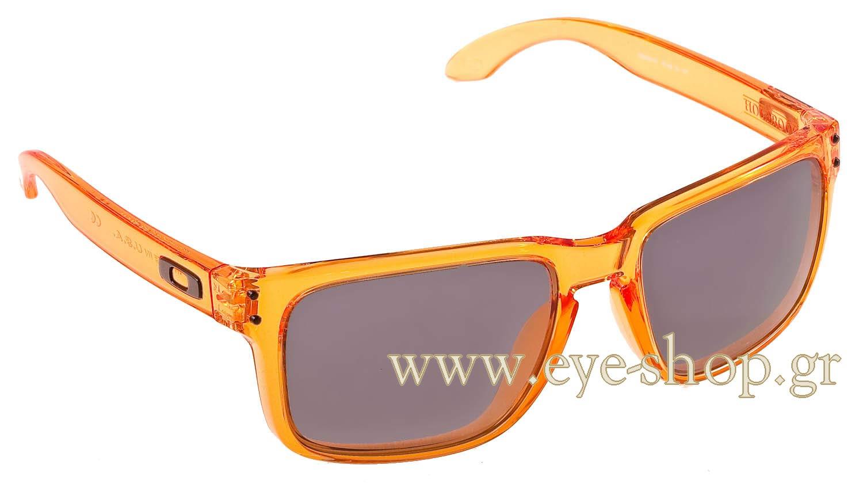 ΓυαλιάOakleyHolbrook 910231 Crystal Orange