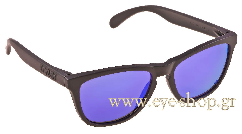 ΓυαλιάOakleyFrogskins 901324-348 Violet iridium Infinite Hero
