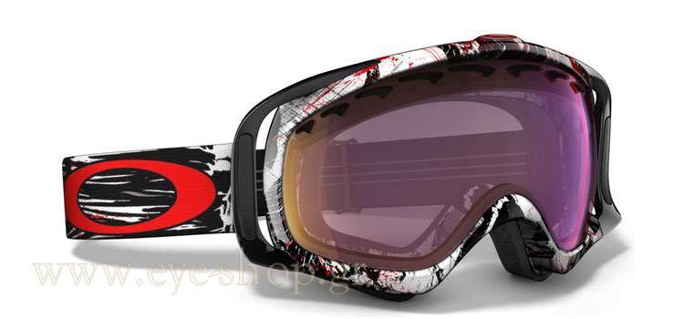 oakley crowbar snow goggles r5rp  Oakley CROWBAR Snow 7005N 57-356 Seth Morrison Mountain Reaper G30 Iridium