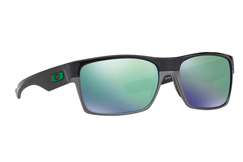 cbf5791295 Oakley TwoFace 9189 04 Black - Jade Iridium