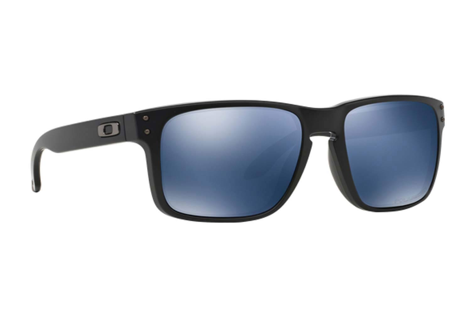 Γυαλιά Oakley Holbrook 9102 52 Ice Iridium Polarized