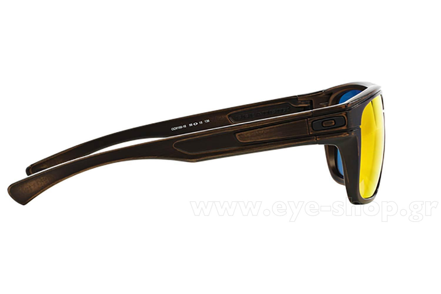 Oakley μοντέλο BREADBOX στο χρώμα 9199 16 FALLOUT COLLECTION Ruby Iridium