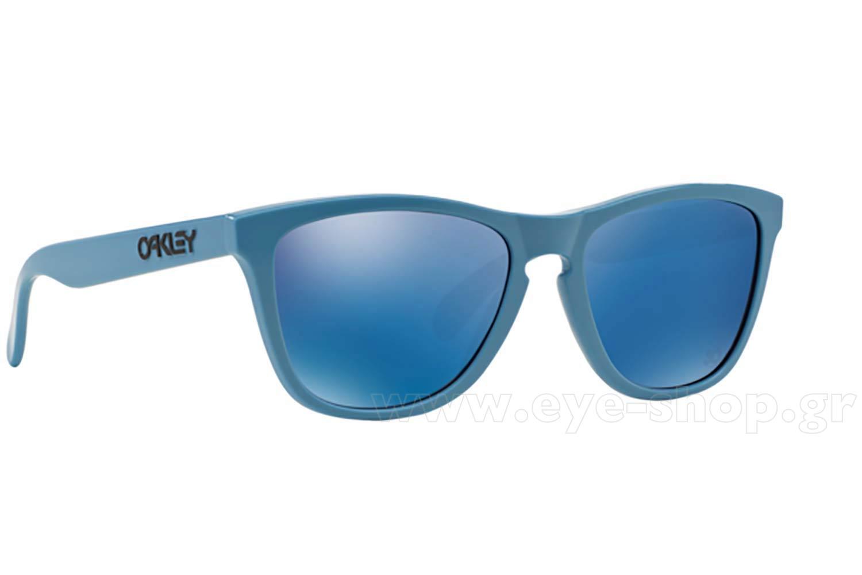 ΓυαλιάOakleyFrogskins 901336 Blue - Ice Iridium