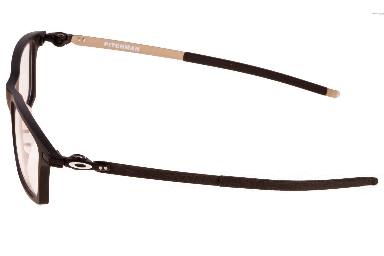 OakleyμοντέλοPITCHMAN 8050στοχρώμα01 Satin Black