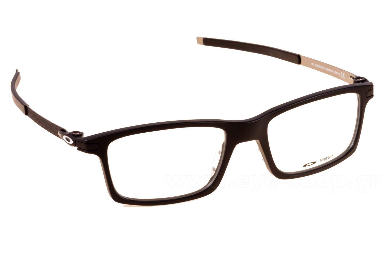 ΓυαλιάOakleyPITCHMAN 805001 Satin Black