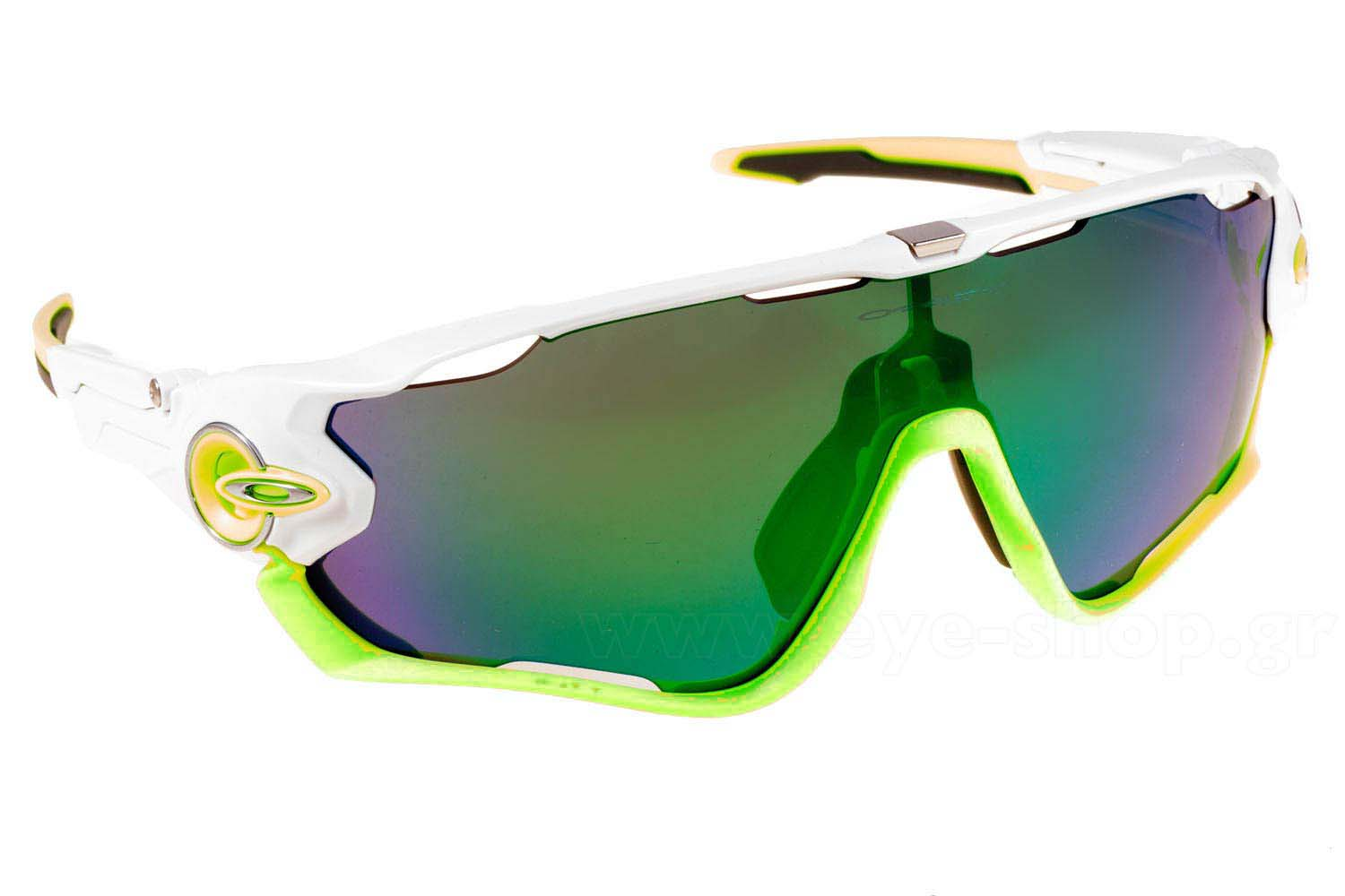 Γυαλιά Oakley JAWBREAKER 9290 03 Polished White Jade Iridium