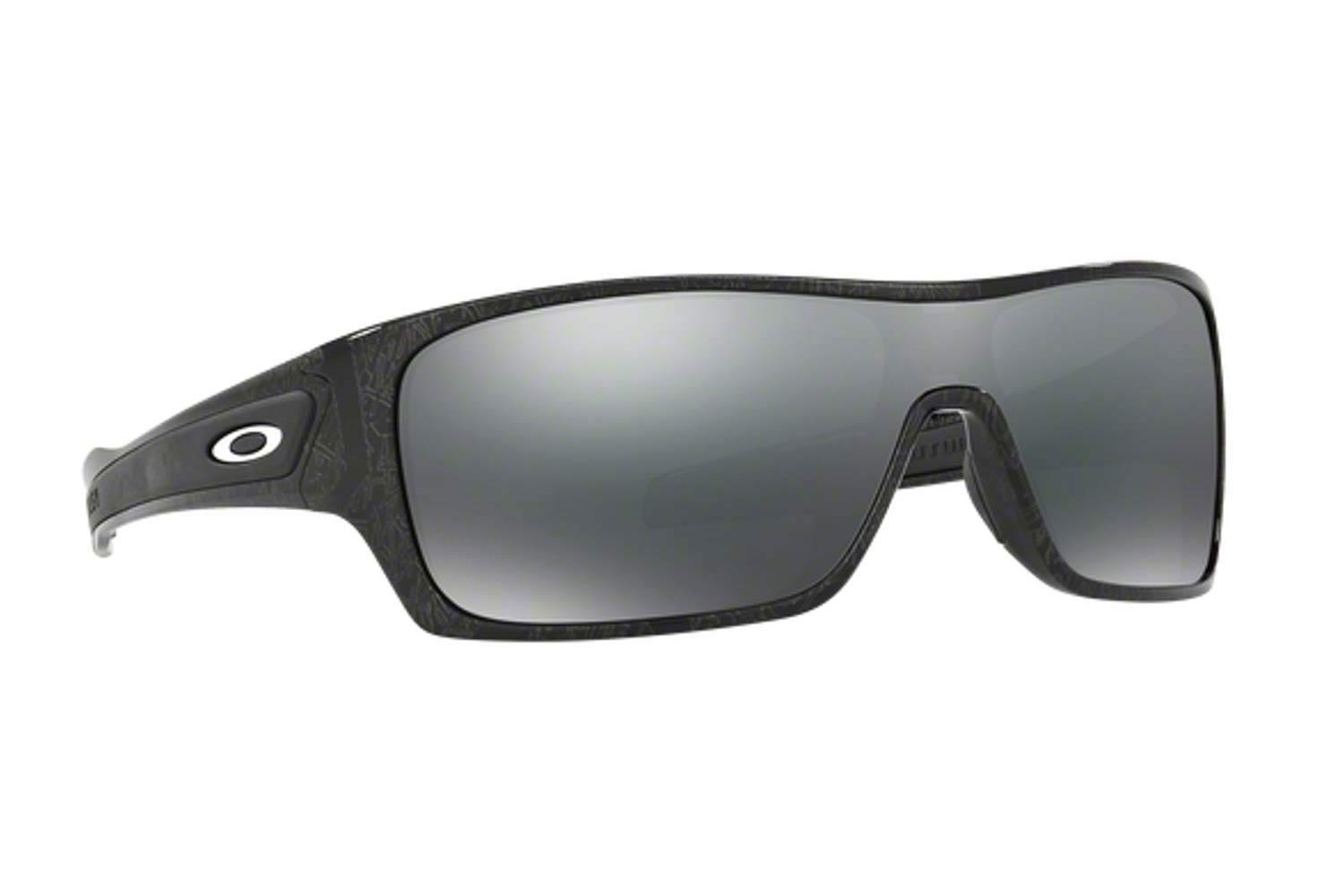 Γυαλιά Oakley Turbine Rotor 9307 02 BlkSilver GhostTxt Black Iridium