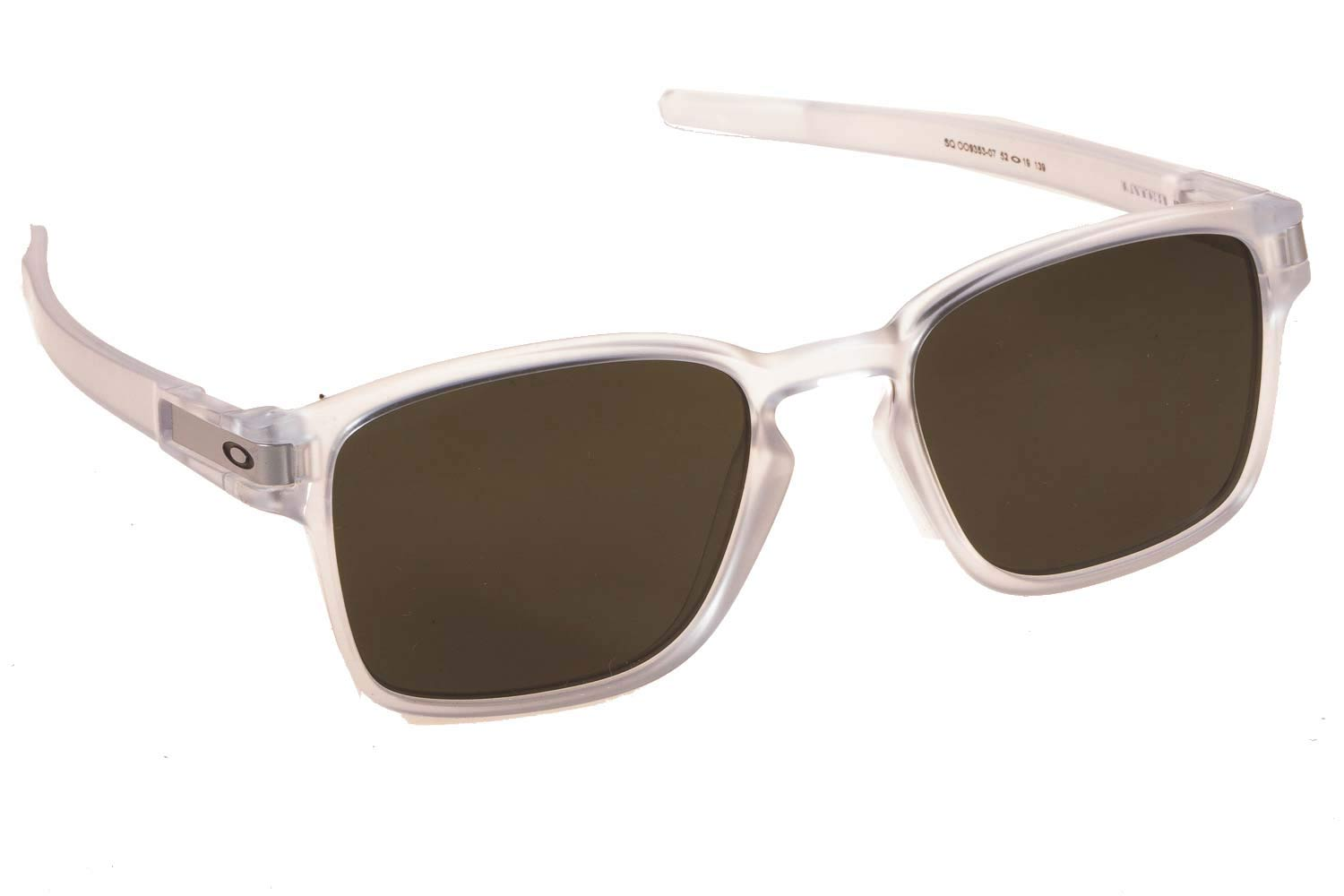 Γυαλιά Oakley LATCH-SQ-9353 07 Matt Clear Dark Grey