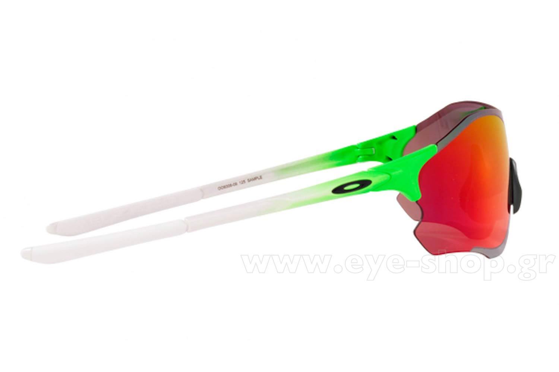 OakleyμοντέλοEVZERO PATH 9308στοχρώμα009 Green Fade Prizm Field Chrome Iridium