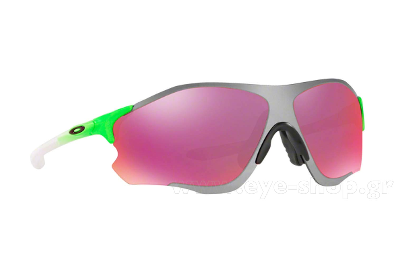 Γυαλιά Oakley EVZERO PATH 9308 009 Green Fade Prizm Field Chrome Iridium