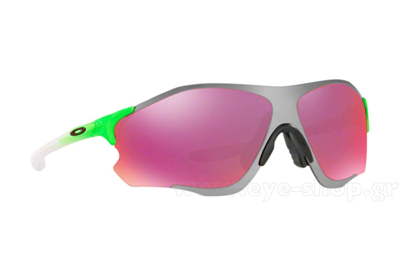 ΓυαλιάOakleyEVZERO PATH 9308009 Green Fade Prizm Field Chrome Iridium