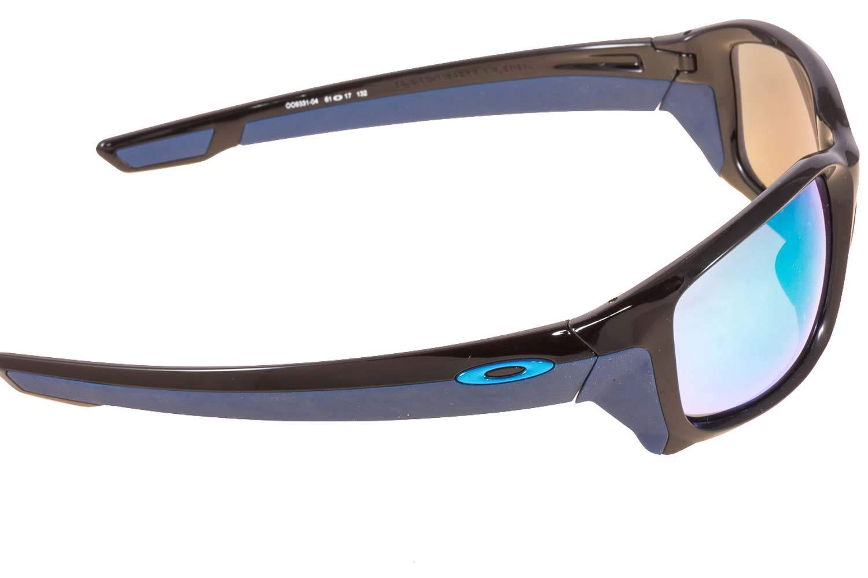 OakleyμοντέλοSTRAIGHTLINK 9331στοχρώμα04 Pol Black Sapphire Iridium