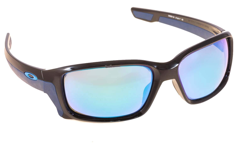 ΓυαλιάOakleySTRAIGHTLINK 933104 Pol Black Sapphire Iridium