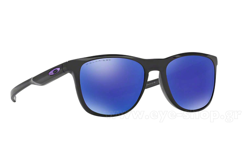 ΓυαλιάOakleyTRILLBE X 934003 Black Ink Violet Iridium Polarized