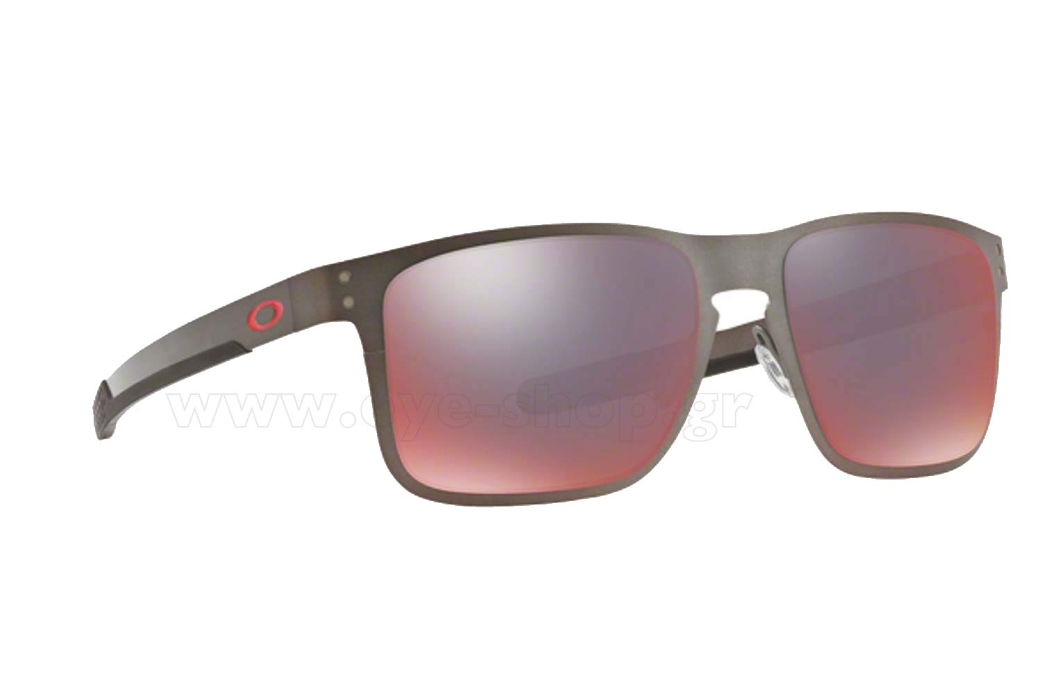 Γυαλιά Oakley Holbrook Metal 4123 05 Matte Gunmetal Torch Irid Polarized