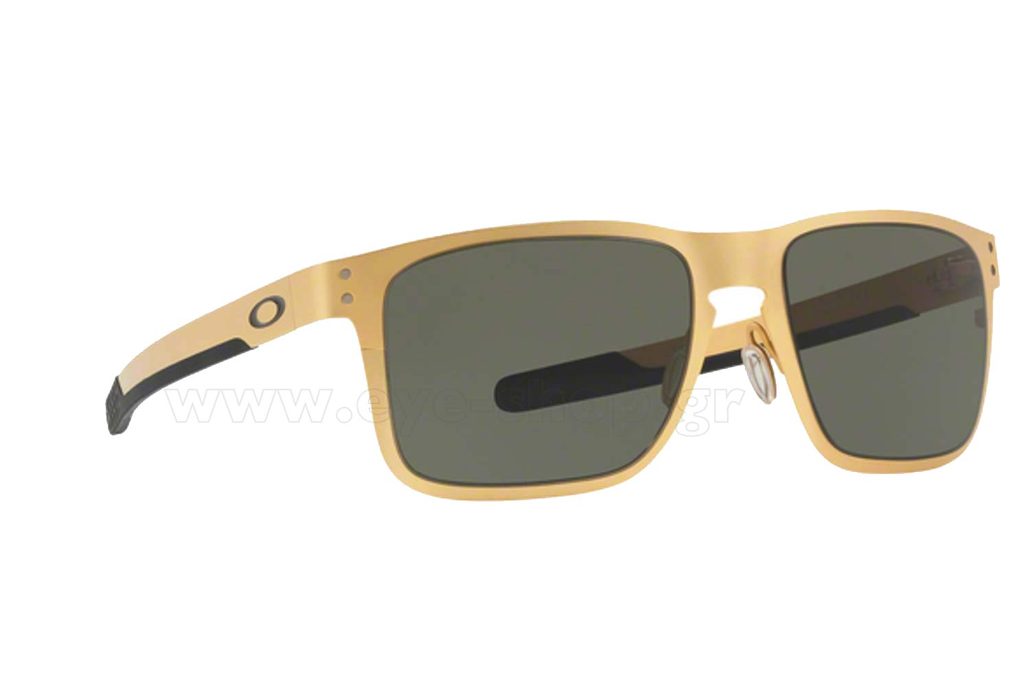 Γυαλιά Oakley Holbrook Metal 4123 08 Satin Gold Dark grey