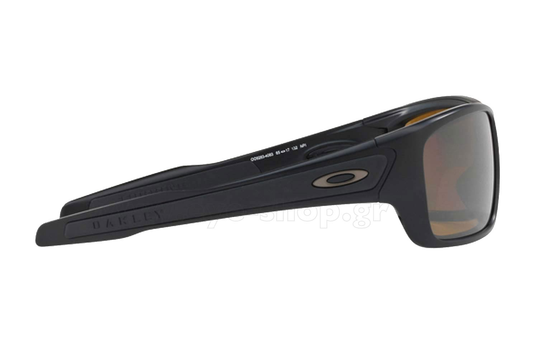OakleyμοντέλοTurbine 9263στοχρώμα40 Mt Black prizm tungsten polarized