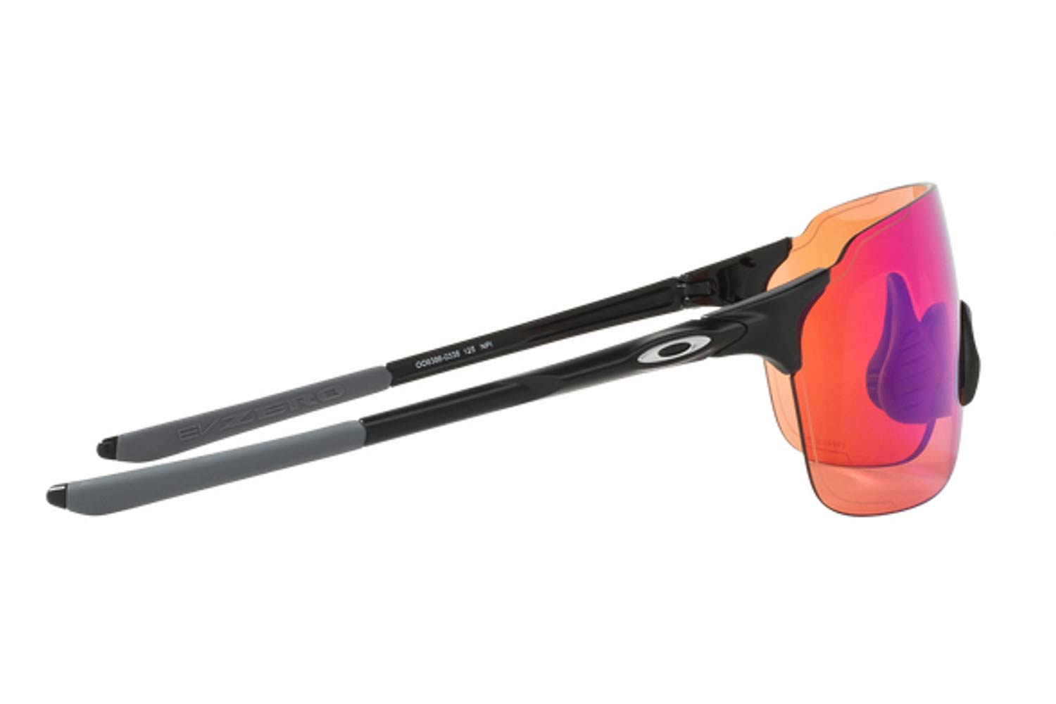 Oakley μοντέλο EVZERO PATH 9308 στο χρώμα 03 Matt Black Prizm Trail
