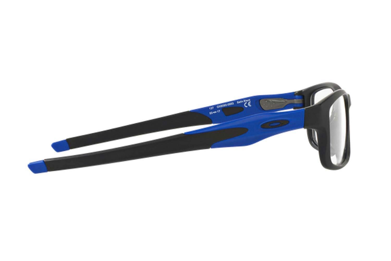 OakleyμοντέλοCrosslink MNP 8090στοχρώμα09 Satin Black Cobalt