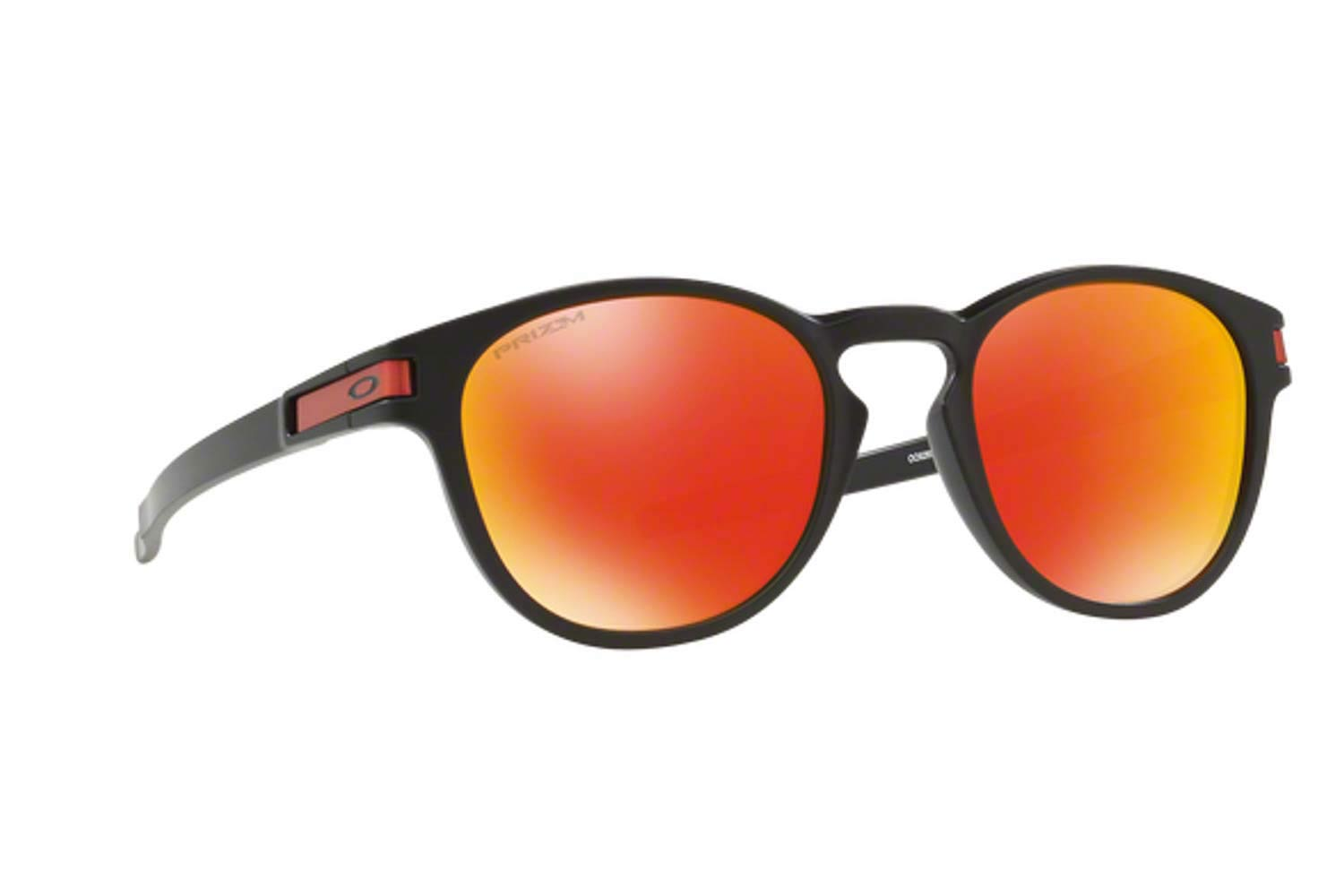 Γυαλιά Oakley LATCH 9265 29 Mt Blacl Prizm Ruby iridium
