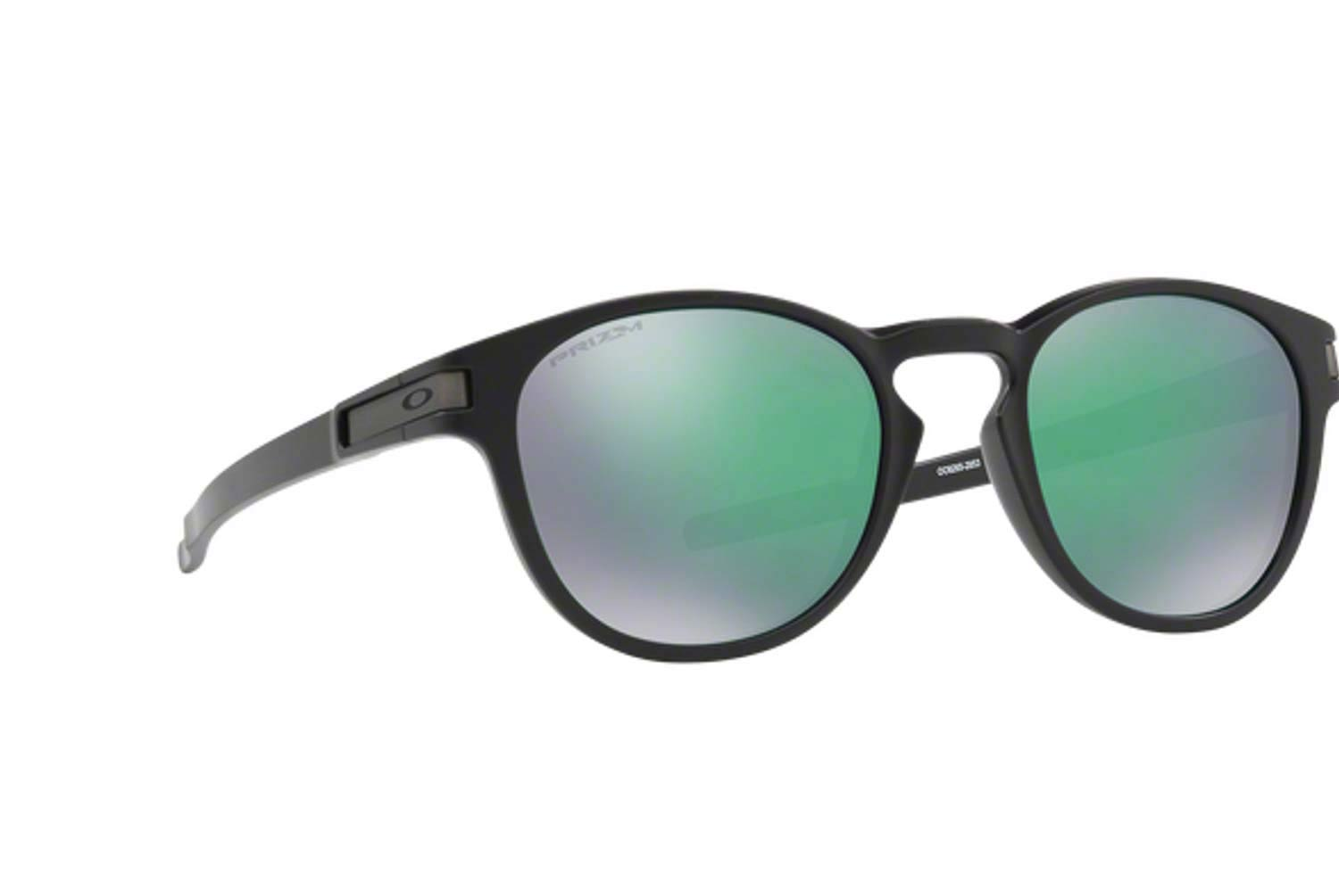 Γυαλιά Oakley LATCH 9265 28 Mt Black Prizm Jade Iridium