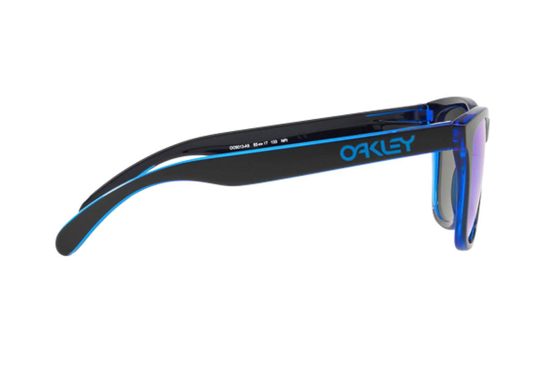 7f2ef3852f Oakley Frogskins 9013 A9 Eclipse Blue Sapphire Iridium