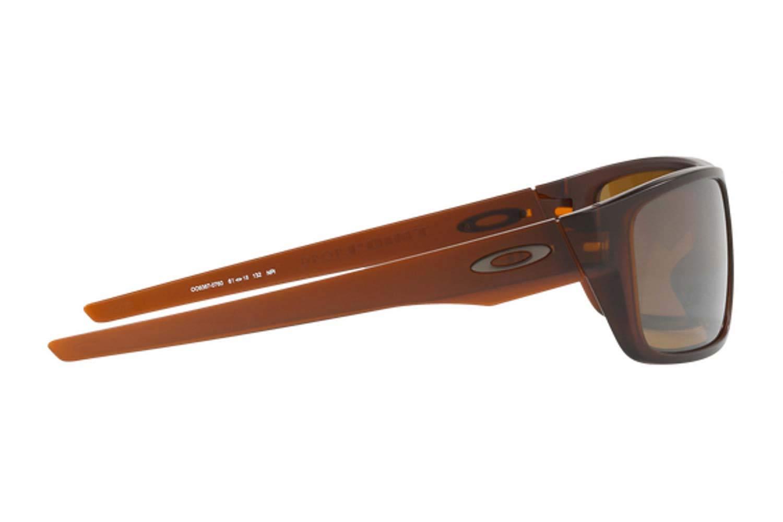 OakleyμοντέλοDROP-POINT 9367στοχρώμα07 Mt Rootbeer Prizm Tungsten Polarized