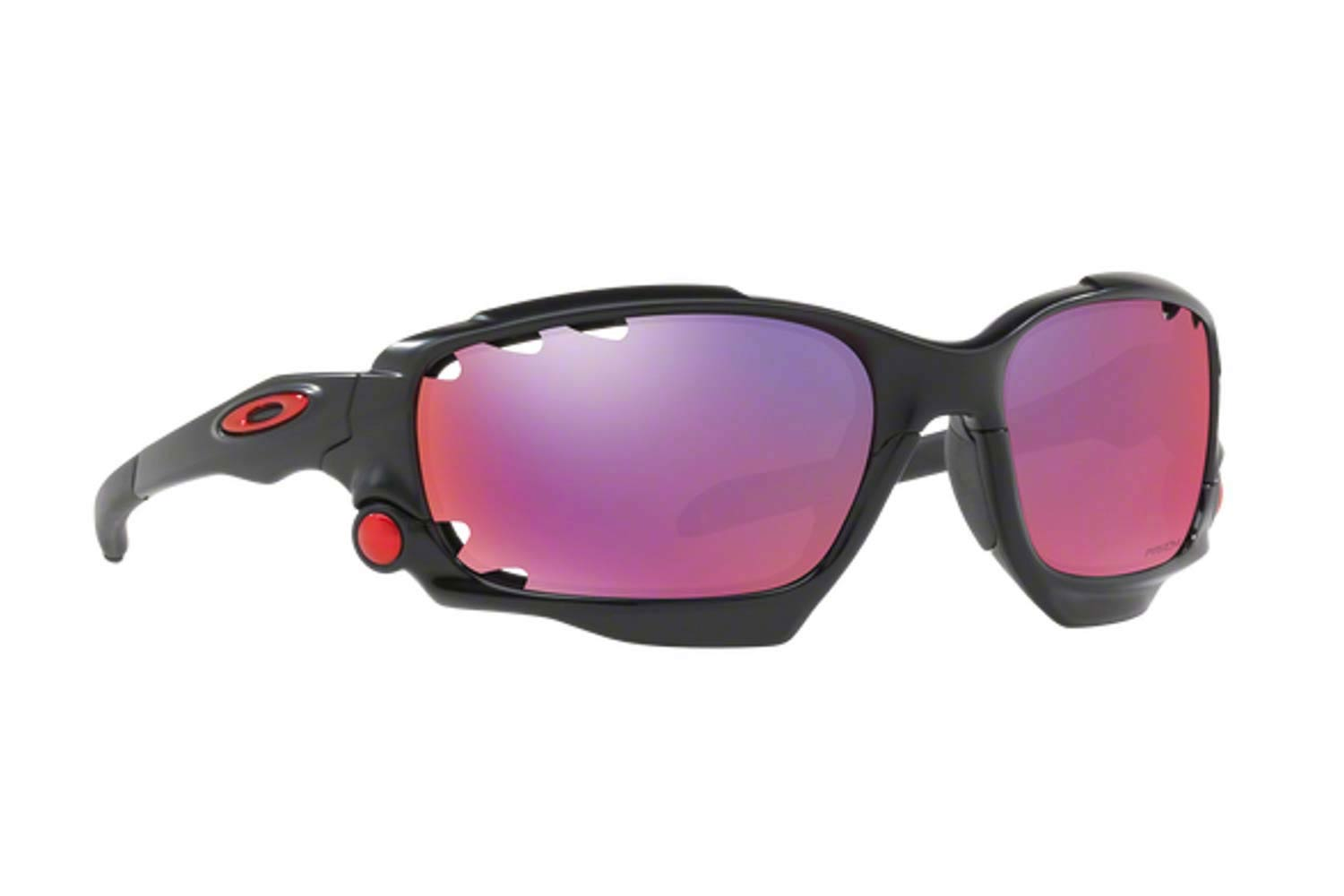 c08cde917b Oakley Racing Jacket 9171 37 Mt Black Prizm Road