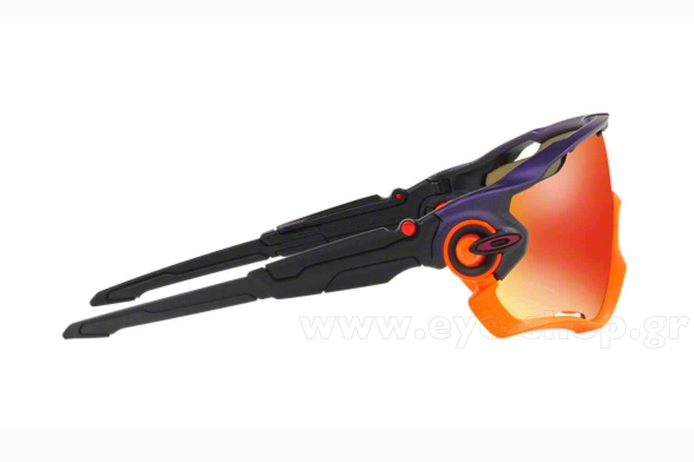 OakleyμοντέλοJAWBREAKER 9290στοχρώμα30 Purple Pop Fade Prizm ruby