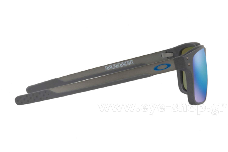 OakleyμοντέλοHolbrook Mix 9384στοχρώμα10 STEEL prizm sapphire polarized