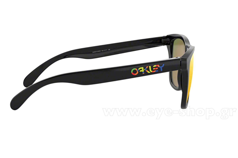 OakleyμοντέλοFrogskins 9013στοχρώμαE6 Valentino Rossi