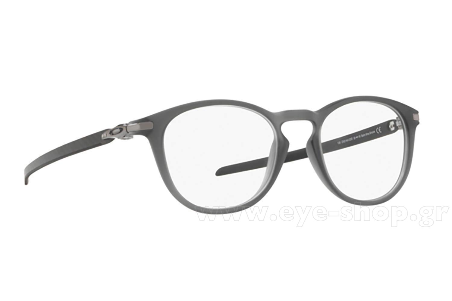 Γυαλιά Oakley PITCHMAN R CARBON 8149 02 SATIN GREY SMOKE