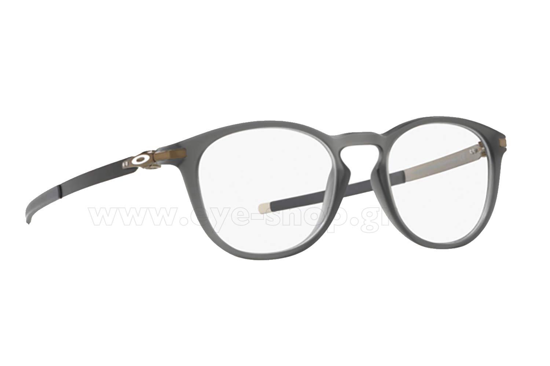 ΓυαλιάOakleyPITCHMAN R 810507 MATTE GREY SMOKE