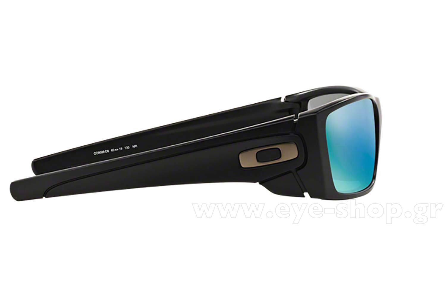 Oakley μοντέλο Fuel Cell 9096 στο χρώμα D8 Prizm Deep H2O Polarized