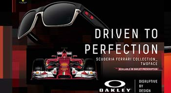 Oakley Scuderia Ferrari sunglasses Collection